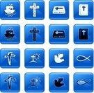 Christianity,Ark,Symbol,Bible,Cross,Sign,Computer Icon,Cross Shape,Interface Icons,Religion,Icon Set,Dove - Bird,Spirituality,Set,Symbols Of Peace,Internet,Blue,Web Page,Communication,Computer Graphic,Direction,webdesign,Square Shape,Group of Objects,Design Element,Square,www,calvary,Shiny,Vector Icons,Collection,Isolated-Background Objects,Digitally Generated Image,rollover,Religion,Shape,Isolated Objects,Illustrations And Vector Art,Concepts And Ideas,Isolated