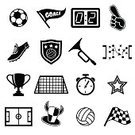 Star Shape,Badge,Ball,Teamwork,Vector,Winning,Competition,Trophy,Competitive Sport,Icon Set,Horned,Hat,Goal,Football,Insignia,Flag,Cup,Stopwatch,Trumpet,Timer,Team,Success,Clip Art,Design Element,Design,Sport,Soccer,Computer Icon,Symbol,Internet,Pitcher,Set,Planning,Part Of