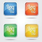 Computer Graphic,Internet,Shape,Sign,Data,Accessibility,Limited Offer,Icon Design,Multi Colored,Symbol,Vector,Phone Icon,web icon,App Icon,Sparse,Ilustration,Isolated,Design,Digitally Generated Image,Computer Icon,Log Out