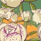 Peony,Multi Colored,Decoration,Floral Pattern,Vector,Ilustration,Ornate,Green Color,Plant,Seamless,Drawing - Art Product,Elegance,Abstract,Pattern,Flower,Summer,Nature,Art,Blossom,Leaf,Backgrounds,Repetition,Outline,Pink Color,Flower Head,Drawing - Activity,Botany,Springtime