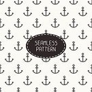 Anchor,Pattern,Seamless,Backgrounds,Ilustration,Sea,Design