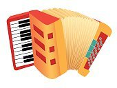 Piano,Accordion,Ilustration,Harmonica,Musical Instrument,Drawing - Art Product,Equipment,Piano Key,Sketch,Style,Single Object,Music,Classical Music,Isolated,Cartoon,Sound,Cultures,White,Vector,Polka Music,Orchestra,Antique,akkordion,Acoustic Guitar,Acordion,Classic