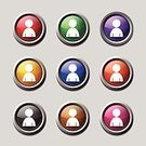 Push Button,Keypad,Interface Icons,Technology,Sparse,Yellow,Blue,Red,Button,Design,Blog,User Icon,Administrator,Symbol,Digitally Generated Image,Computer Icon,Computer Graphic,Sign,Icon Design,App Icon,web icon,Multi Colored,Green Color,Shape,Data,Purple,Phone Icon,Phone Button,Authority,Ilustration,User Symbol,user,Isolated,Shiny,Internet,Vector