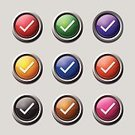 Check Mark,Multi Colored,App Icon,web icon,Green Color,Purple,Computer Graphic,Accessibility,Phone Icon,Phone Button,Right Icon,Vector,Shape,Icon Design,Receiving,Shiny,Internet,Isolated,Sign,Ilustration,Technology,Push Button,Keypad,Red,Blue,Data,Yellow,Interface Icons,Button,right,correct,Right Mark,Symbol,Computer Icon,Design,Digitally Generated Image,Sparse