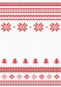 Sweater,Christmas,Retro Revival,Christmas Decoration,Backgrounds,Winter,Craft Product,Knitting,Material,Geometric Shape,Heat - Temperature,White,Humor,Cultures,Textile,Wool,Season,Woven,Holiday,Craft,Macro,Pattern,North,Homemade,Decoration,Snow,Ornate,Needlecraft Product,Greeting,Ilustration,Vector,Copy Space,Textured,Snowflake,Red