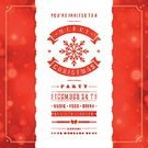 Holiday,Invitation,Party - Social Event,Winter,Greeting Card,Dancing,Red,Christmas,Flyer,Season,Music,Ornate,Vector,Typescript,Computer Graphic,Text,Design,Retro Revival,Ilustration,Poster,Ribbon,Book Cover,Year,Frame,Congratulating,Christmas Ornament,Print,Decoration,Christmas Decoration,Night,Brochure,Celebration,Placard,Backgrounds,Painted Image,Style,Happiness,Humor,Classic,Message,Greeting