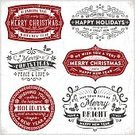 Placard,Banner,Christmas,Text,Ribbon,Scroll Shape,Modern,Swirl,Label,Frame,Typescript,Gift Tag,Black And White,Retro Revival,Black Color,Star Shape,Snowflake,Winter,Vector,Monochrome,Copy Space,Holiday,Scratched,paper texture,Badge,Sign,Ilustration,Red,Textured Effect,Design,Celebration,Old-fashioned,Distressed,Textured,Decoration,Weathered