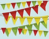Traditional Festival,Flag,Celebration,Vector,Birthday,Traveling Carnival,Carnival,White,Green Color,Fun,Bunting,Party - Social Event,Event,Multi Colored,Red,Blue,Backgrounds,Decoration,Hanging,Triangle