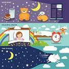 Snoring,Collection,Set,Sale,Plan,Design,Sleeping,Night,Bed,zzz,Star Shape,Sweet Food,Alarm Clock,Ilustration,Moon,Dreamlike,Pillow,Cookie,Bedtime,Comfortable,Multi Colored,Time,Vector,Backgrounds,Design Element,template,Marketing,Bookmark,Banner,Bedroom,Ornate,Business,Label,Relaxation,Tranquil Scene,Teddy Bear,Isolated,Bear,Lighting Equipment,Milk,Star - Space,Window,Electric Lamp,Clock
