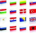 Flag,Turkish Flag,Cube Shape,Three-dimensional Shape,Albania,Bosnia and Hercegovina,Turkey - Middle East,UK,Russian Flag,British Flag,Cyprus,Hungarian Flag,Croatian Flag,Russia,Slovenian Flag,Symbol,Lithuanian Flag,Icon Set,Slovenia,Computer Icon,Lithuania,Estonia,Latvia,Bulgaria,Shiny,Interface Icons,Slovakia,Albania Flag,Hungary,Reflection,Computer Graphic,Bosnia And Herzegovina Flag,Latvia Flag,Estonia Flag,Design Element,Part Of,Croatia,Bulgaria Flag,Slovakia Flag