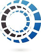 Circle,Sign,Abstract,Striped,Modern,Ilustration,Imagination,Inspiration,Geometric Shape,Creativity,Style,Square Shape,Blue,Angle,Curve,Ideas,Design,Vector,Single Line,Rectangle,Triangle,Black Color,Drawing - Art Product,Symbol,Design Element,Computer Graphic,Shape,Computer Icon,Concepts