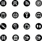Computer,Document,Business,Working,Place of Work,Vector,business icons,Illustrations And Vector Art,Computer Printer,Icon Set,Computer Icon,Bag,Tie,office icons,Repairing,Moving Up,Symbol,Circle,Ladder,office phone