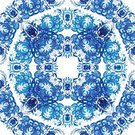 Vector,White,Ilustration,Circle,Backgrounds,Blue,Abstract