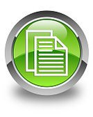 Contract,Computer Icon,Symbol,Document,Text,Circle,Quote,Sign,White,Page,Shadow,Shiny,Interface Icons,Three-dimensional Shape,Condition,File,Green Color,Internet