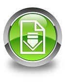Moving Down,Downloading,Shiny,Document,Interface Icons,Transfer Image,Three-dimensional Shape,Arrow Symbol,Green Color,Computer Icon,Shadow,Sign,Symbol,Savings,Circle,Internet,Page,Paper,White