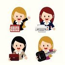 Occupation,Women,Cartoon,Manager,Symbol,Religious Icon,Education,Computer Icon,Office Interior,Business,Computer Printer,Working,Employment Issues,Teenage Girls,Calendar,Icon Set,Vector,Businesswoman,Car Key,Sales Occupation,Key,Real People,Sale,Presentation,Job - Religious Figure,White Collar Worker,Characters,Clip Art,Paperwork,Success,Learning,Ilustration,Document,Office Worker,Young Adult,Female,Discussion,File Clerk,Speech,City Life,Ladder of Success,Suit,Illustrations And Vector Art,Business,Concepts And Ideas,Character Traits,Vector Cartoons