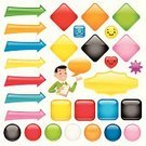 Shape,Push Button,Interface Icons,Shiny,Plastic,Computer Graphic,Internet,Green Color,Turquoise,Real People,Men,Pink Color,Characters,Symbol,Alertness,Friendship,Computer Icon,Black Color,Sign,Red,Blue,Yellow,Orange Color,Cheerful,Message,Turquoise - Gemstone,Reflector,Insignia,Pollution,Happiness,Contemplation,Reflection,Toxic Substance,Visual Aid,Communication,Lifestyle,Safety,Business,Concepts And Ideas