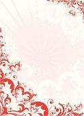Backgrounds,Heart Shape,February,Birthday,Symbol,Pink Color,Ornate,Abstract,Happiness,Art,Design,Honeymoon,Image,Elegance,Decoration,Shape,Red,Single Object,Gift,Leaf,Form,Celebration,Cultures,Ilustration,Beauty,Vector Backgrounds,Illustrations And Vector Art,Holidays And Celebrations,Valentine's Day
