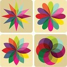 Pinwheel Toy,Geometric Shape,Single Flower,Flower,Transparent,Multi Colored,Backgrounds,Margarita,Seamless,Springtime,Four Objects,Colors,Vector,Two-dimensional Shape,Color Image,Vibrant Color,Pattern,Blossom,Colored Background,Plant,Toy,Isolated,Design Element,No People,Yellow,Vector Florals,Design,Gardens,Nature,Set,Illustrations And Vector Art,Flowers