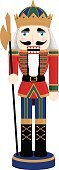 Toy Soldier,Holidays And Celebrations,Holiday,Decoration,Christmas,Toy,The Nutcracker