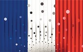 Ilustration,Vector Backgrounds,Confetti,Striped,Celebration,French Flag,Flag,Vector,Backgrounds,Fun,France