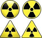 Radiation,Symbol,Garbage,Toxic Substance,Danger,Chemistry,Sign,Warning Sign,Information Sign,Label,Isolated Objects,Illustrations And Vector Art,Safety,Concepts And Ideas
