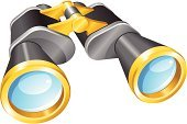 Binoculars,Discovery,Searching,Lens - Optical Instrument,Examining,Looking,Glass - Material,Glass,Objects/Equipment,Business Symbols/Metaphors,Illustrations And Vector Art,Business,Equipment,Optical Instrument