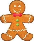 Gingerbread Cookie,Vector,Ginger,Baked,Spice,Bread,Human Face,Smiley Face,Season,New Year's Eve,Green Color,New Year's Day,Sweet Food,Cute,Shape,Dessert,Celebration,Cooking,New Year,Bow,Cheerful,Button,Holiday,Happiness,Brown,Icing,Winter,Gingerbread Man,Cake,Bow,Red,Food,Isolated,White,Cookie,Biscuit,Smiling,Christmas