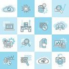 Brochure,Security,File,Internet,Collection,Set,Computer Icon,Business,Symbol,Icon Set,Computer,Design Element,Web Page,Midsection,Vector,Flat,Large,Isolated,Sign,Connection,Filter,Communication,Technology,Organization,Manager,Cloudscape,Big Data,Data,Telephone,Balance,Network Server,user,Ilustration,Mobile Phone,Design,Toughness