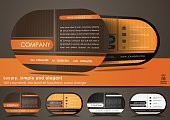 Orange Color,Gray,Black Color,Beautiful,Ribbon,Brown,Dark,Collection,Circle,Set,Old-fashioned,Elegance,Sparse,Pinstripe,Business,Thin,Classical Style,Business Card,Horizontal,Pattern,Design,Eyesight,Plan,Striped,Vector,Ellipse