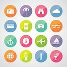 Vacations,Computer Icon,Transportation,Ticket,Cold - Termperature,Weather,Heat - Temperature,Currency,Bag,Airplane,Holiday,Temperature,Buying,Symbol,Luggage,Passport,Travel,Vector,Sign,Tourism,Summer,Journey