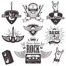 Guitar,Motorcycle,Sign,Tattoo,Design,Composition,Equipment,Branding,Microphone,Architectural Revivalism,Insignia,Ilustration,Symbol,Vector,Computer Graphic,Badge,Label