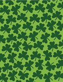Clover,St. Patrick's Day,Leaf,Three Objects,Pattern,Backgrounds,Irish Culture,Luck,Green Color,Vector,Design,Vector Backgrounds,Illustrations And Vector Art,Holiday,Ilustration
