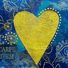 Collage,Heart Shape,Love,Art,Paintings,I Love You,Painted Image,Symbol,Individuality,Copy Space,Valentine's Day - Holiday,Gold Colored,Romance,Ilustration,Arts And Entertainment,Feelings And Emotions,Visual Art,Arts Backgrounds,Concepts And Ideas,Loving,Acrylic Painting,Art Product,Blue,Colors,Textured