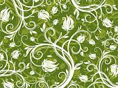 Flower,filigree,Textured,Pattern,Green Color,Backgrounds,Bush,flourishes,Leaf,Abstract,White,foliagé,Scroll Shape,Vector,Wallpaper Pattern,Decoration,Summer,Springtime,Plant,Art,Design,Nature,Art Product,Lush Foliage,Ilustration,Beauty,Painted Image,vector background,Youth Culture,Beautiful,Curled Up,Vector Ornaments,Vector Florals,Beauty In Nature,Illustrations And Vector Art,Vector Backgrounds