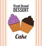 Symbol,Baking,Cooking,Ilustration,Tasting,Domestic Kitchen,Preparation,Merchandise,Candy,Eating,Restaurant,Vector,Meal,Bakery,Image,Healthy Eating,Breakfast,Design,Muffin,Food,Gourmet,Dessert,Cupcake,Sign