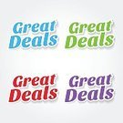 Great Deal,Multi Colored,Accessibility,Computer Graphic,Paper,Data,Paper Sticker,Sparse,Icon Set,App Icon,Phone Icon,Label,Internet,Sign,web icon,Ilustration,Icon Design,Limited Offer,Best Deal,Isolated,Computer Icon,Symbol,Vector,Design,Digitally Generated Image,Shape