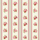 Pattern,English Rose,Floral Pattern,Elegance,Messy,Retro Revival,Doodle,England,Fragility,Decoration,Striped,shabby chic,Pink Color,Cute,Backgrounds,Rose - Flower,Flower,Seamless,Blue,Wallpaper Pattern