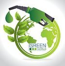 Gasoline,Environmental Conservation,Creativity,Concepts,Rescue,Nature,Protection,Image,Ideas,Ilustration,Biology,Environment,Energy,Recycling,Vector,Design,Part Of