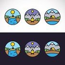 Hill,Computer Graphic,template,Tree,Backgrounds,Label,Village,Vacations,Picnic,Organic,Extreme Sports,Kayaking,River,Abstract,Bonfire,Outdoors,Shape,Pedestrian,Sport,Land,Sign,Vector,Symbol,Summer,Ilustration,Mountain,Nature,Environment