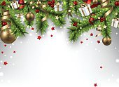 Lush Foliage,Christmas,Celebrities,Twig,Space,Star Shape,Confetti,Evening Ball,Gold Colored,Photocopier,Spiral,Copy Space,Winter,Decorating,Gift,Green Color,Ilustration,Vector,Christmas Ornament,Holiday,Shiny,December,Design,Bow,Ribbon,Placard,Banner,Bow,Bush,Sphere,Christmas Banner,Red,gift bow,Greeting,Glitter,Christmas Decoration,Eps10,Decoration,Decor,Ornate,White,Celebration,Spruce Tree