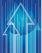 Blue,Arrow Symbol,Success,Stock Market,Vertical,Making Money,Motion,Ilustration,Moving Up,Vector,Investment,Symbol,Abstract,Backgrounds,Computer Icon,Wealth,Finance,Business