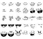 Sketch,feelings,Human Face,Drunk,Drawing - Art Product,Doodle,Ilustration,Emoticon,Sleeping,Characters,Human Mouth,Set,Joy,Smiling,Surprise,Happiness,Shouting,Grief,Devil,Crying,Fun,Humor,Collection,Depression - Sadness,Cheerful,Screaming,People,Pain,Vector,Design Element,Terrified,Facial Expression,Facial Mask - Beauty Product,Caricature,Cartoon,Symbol,Winking,Smiley Face,Laughing,Fear,Sadness,Emotion
