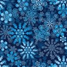 Pattern,Backgrounds,Snowflake,Snowing,Seamless,New Year's Day,New Year,New Year's Eve,Chinese New Year,Japanese New Year,Christmas