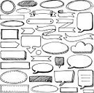 Drawing - Art Product,Square Shape,Speech Bubble,Rectangle,Ilustration,Pencil Drawing,Ellipse,Oval Area,Frame,Scribble,Design Element,Doodle,Design,Pattern,Circle,Sketch,Vector,Grunge,Curve,Striped,Cursor,Ribbon,Contour Drawing,Computer Icon,Dividing Line,Black Color,Outline,Abstract,Set,Ornate,Cloudscape,Computer Graphic,Symbol,Shape,Thin,Arrow Symbol,Digitally Generated Image