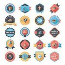 Toy,Cute,Fun,Ilustration,Vector,Backgrounds,Speech,Little Boys,Child,Creativity,template,Flag,Single Object,Ornate,Decoration,Collection,Badge