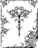 Ornate,Gothic Style,Frame,filigree,Floral Pattern,Victorian Style,Scroll Shape,Art Nouveau,Vector,Swirl,Design,Engraving,Design Element,Leaf,Acanthus Plant,Engraved Image,Old-fashioned,Elegance,Antique,Luxury,Angle,Backgrounds,Foliate Pattern,Beautiful,At The Edge Of,Symmetry,Squiggle,Intricacy,Obsolete,Black And White,accent,No People,Illustrations And Vector Art,Clip Art,Vector Ornaments,Vector Backgrounds,Vector Florals,Copy Space