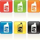 Oil,Bottle,Symbol,Computer Icon,Sign,Lubrication,Vector,Ilustration,Color Image,Yellow,White,Vector Icons,Red,Illustrations And Vector Art,accent,Clipping Path,Part Of,Blue,Green Color,Orange Color,Black Color,Design,Objects/Equipment,Clip Art,Household Objects/Equipment