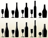 Wine,Bottle,Silhouette,Wine Bottle,Champagne,Glass,Glass - Material,Vector,Black Color,Beer Bottle,Beer - Alcohol,Cocktail,Alcohol,Restaurant,White,Cork,Whiskey,Red,Shadow,Ilustration,Bordeaux,Drunk,Pub,Cognac - Brandy,Brandy,Vodka,Liquid,Gin,Cabernet Sauvignon Grape,Merlot Grape,Painted Image,Lager,Food And Drink,Brandy,Household Objects/Equipment,Objects/Equipment,Alcohol,Drinks,Chardonnay Grape