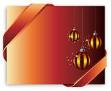 Christmas Ornament,Red,Color Gradient,Dark,Holiday,Event,Celebration,Christmas,Decoration,Backgrounds